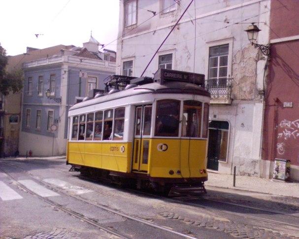 Electricó 28, Lisbon