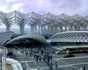Gare Oriente by Santiago Calatrava, Lisbon