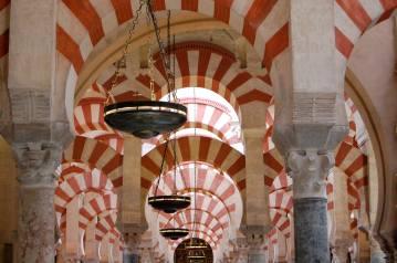Arches, Córdoba Cathedral