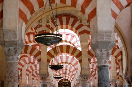 Arches, Córdoba Cathedral