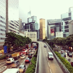 Over and Under at Wan Chai