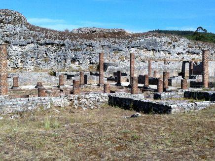 Roman ruins, Conímbriga, Coimbra