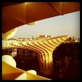 Metropol parasol (Las setas de sevilla)