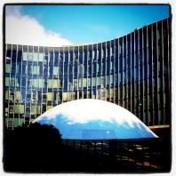 French Communist Party Headquarters, by Oscar Niemeyer