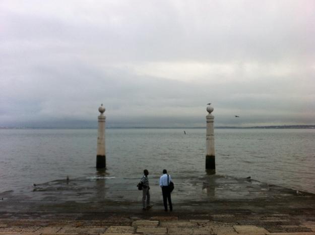 Cais das colunas, Lisbon