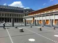Les colonnes de Buren, Palais Royal