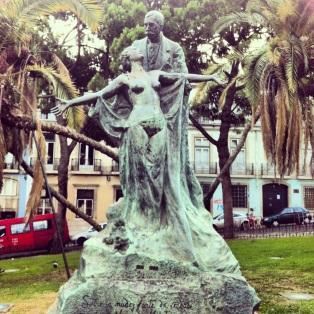 Over the great nakedness of truth, the diaphanous cloak of imagination. Éça de Queiroz