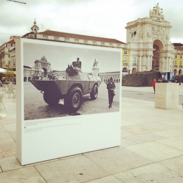 Then and Now, Lisbon 2014