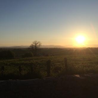 Emlaghfad sunset