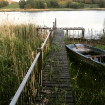 Lonesome jetty