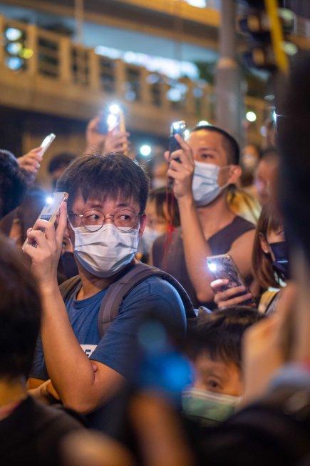 June 4 vigil Hong Kong 2021